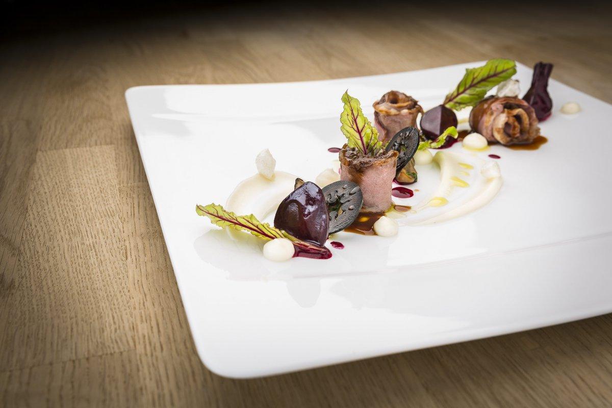 Austria - ice Q restaurant gastronomy