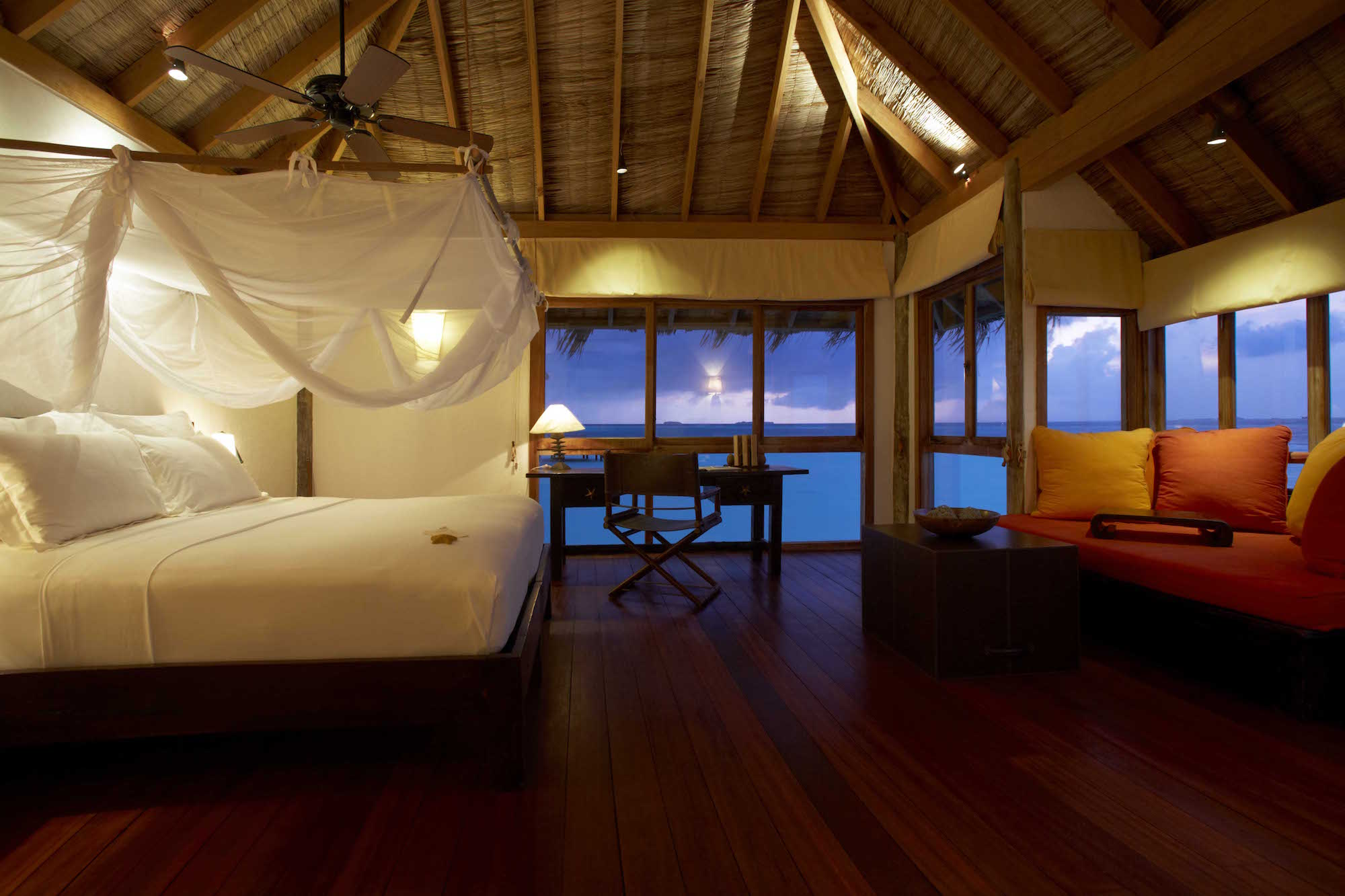 Gili Lankanfushi Resort Maldives - Villa Bedroom