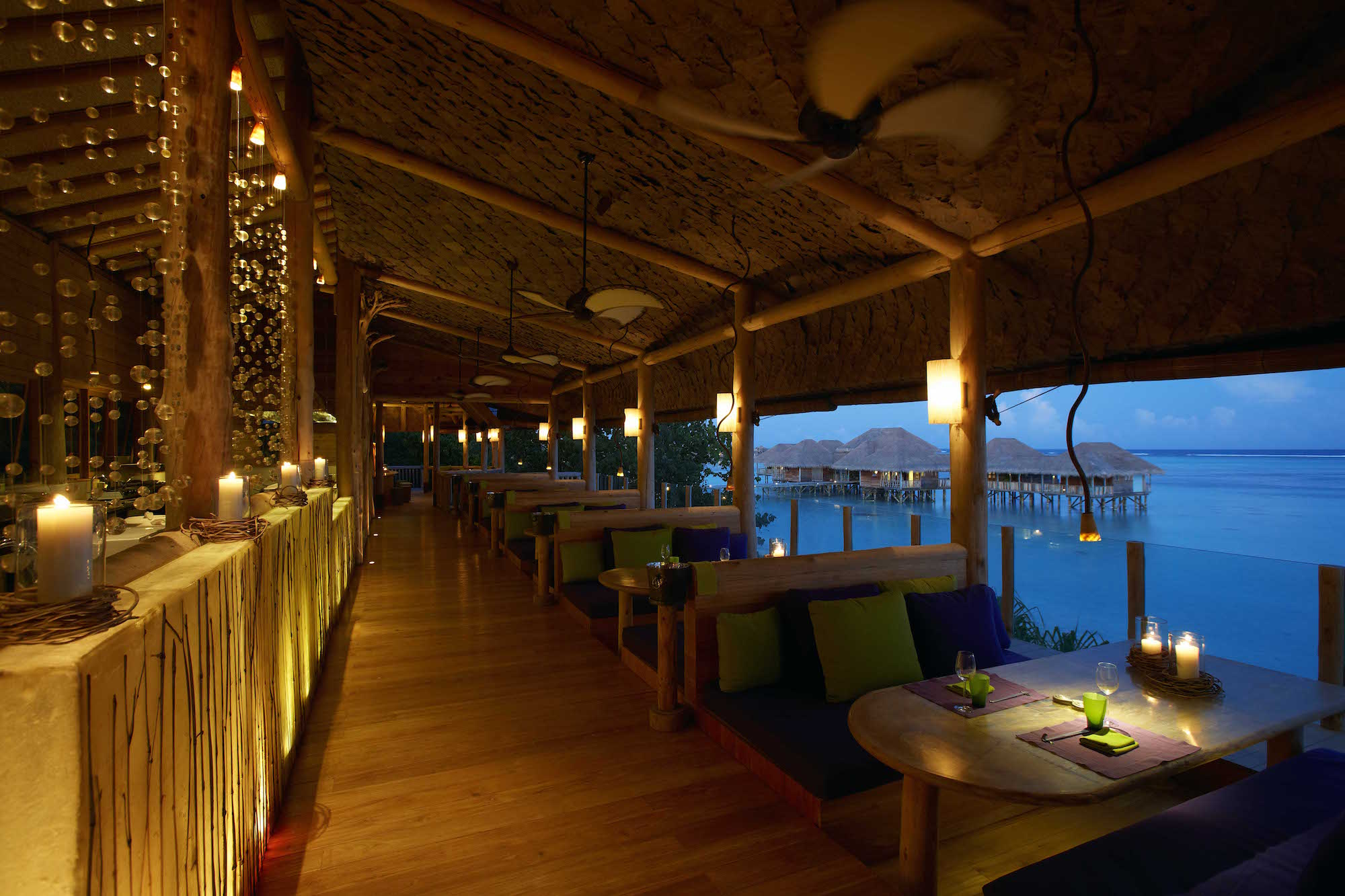 Gili Lankanfushi Resort Maldives - Japanese Restaurant