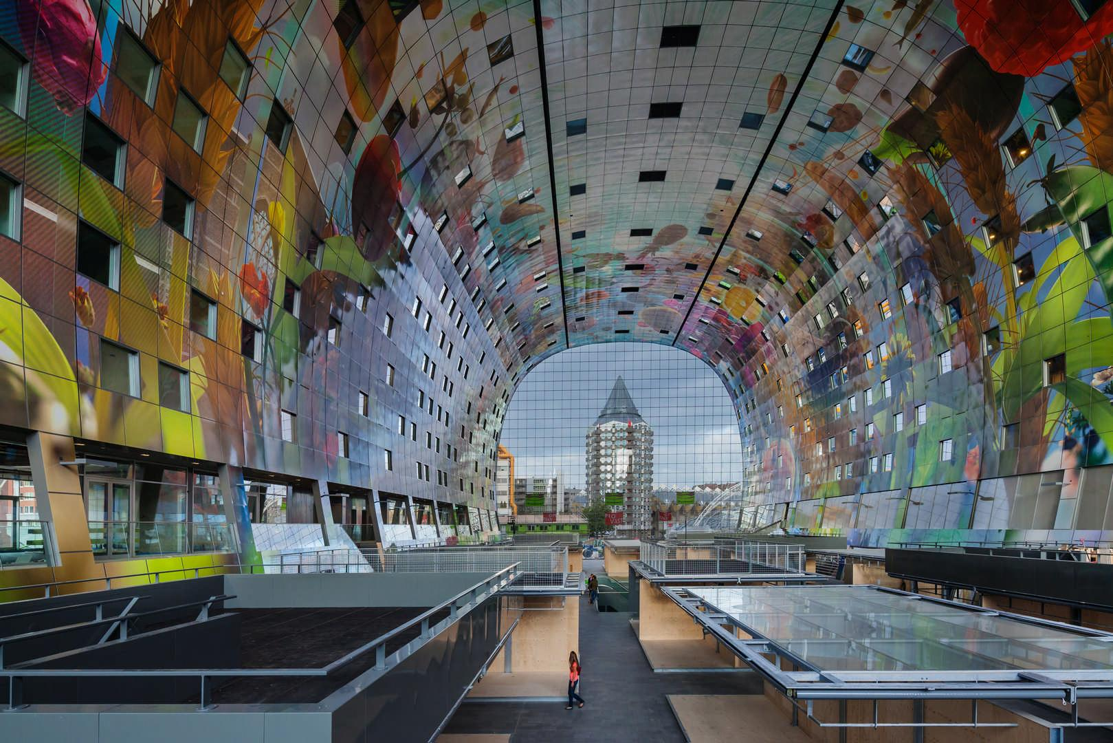 Markthal Rotterdam - Photographer- Daria Scagliola+Stijn Brakkee