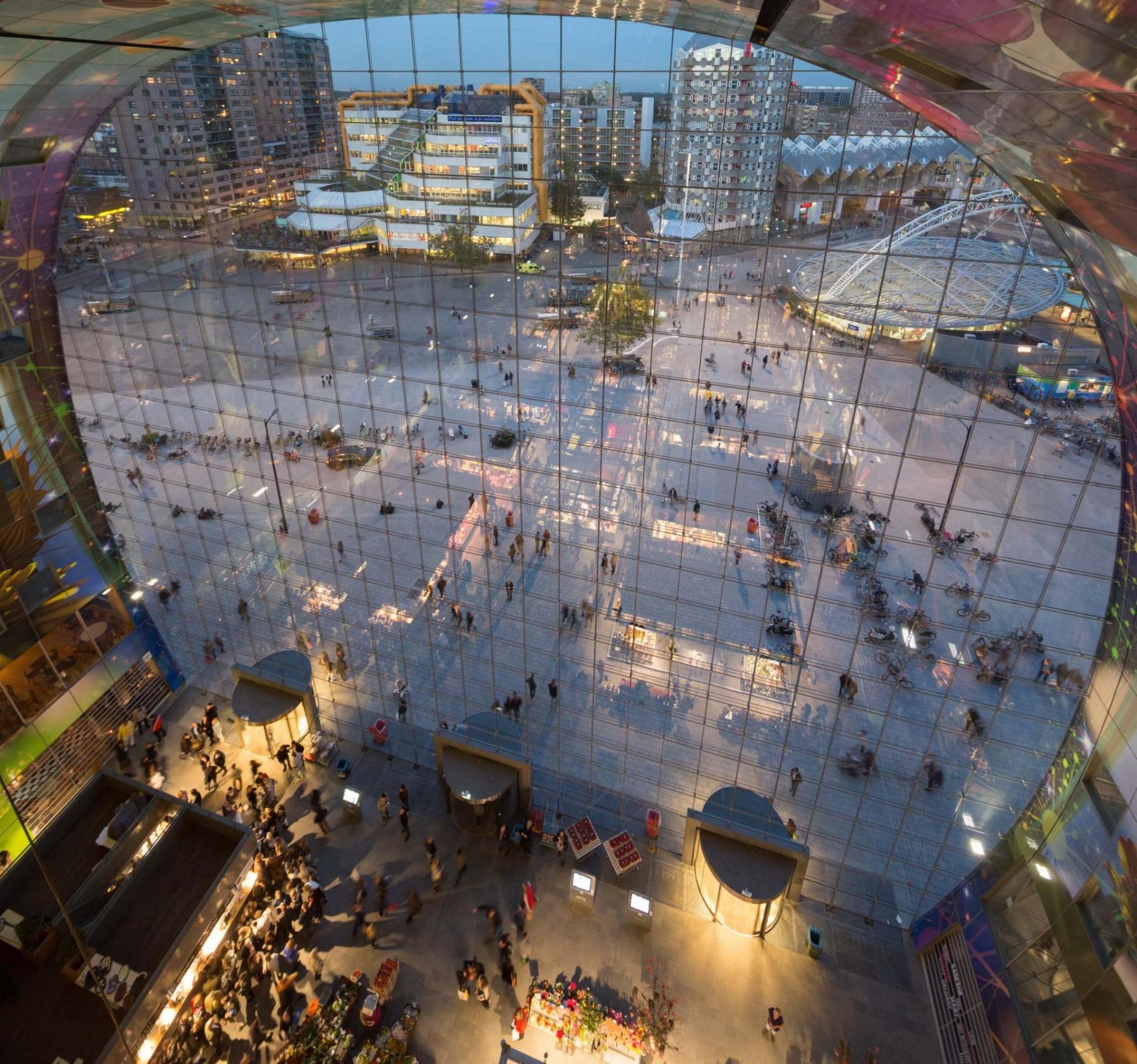 Markthal Rotterdam - Photographer- Ossip van Duivenbode