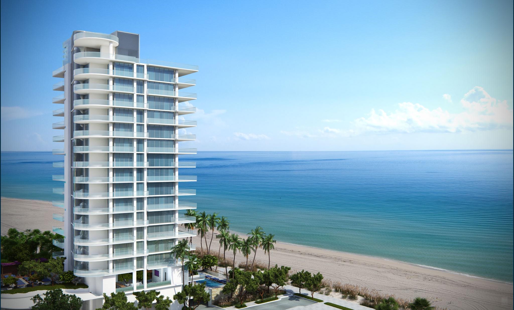 Penthouse at L'Atelier Residences, Miami Beach - Building