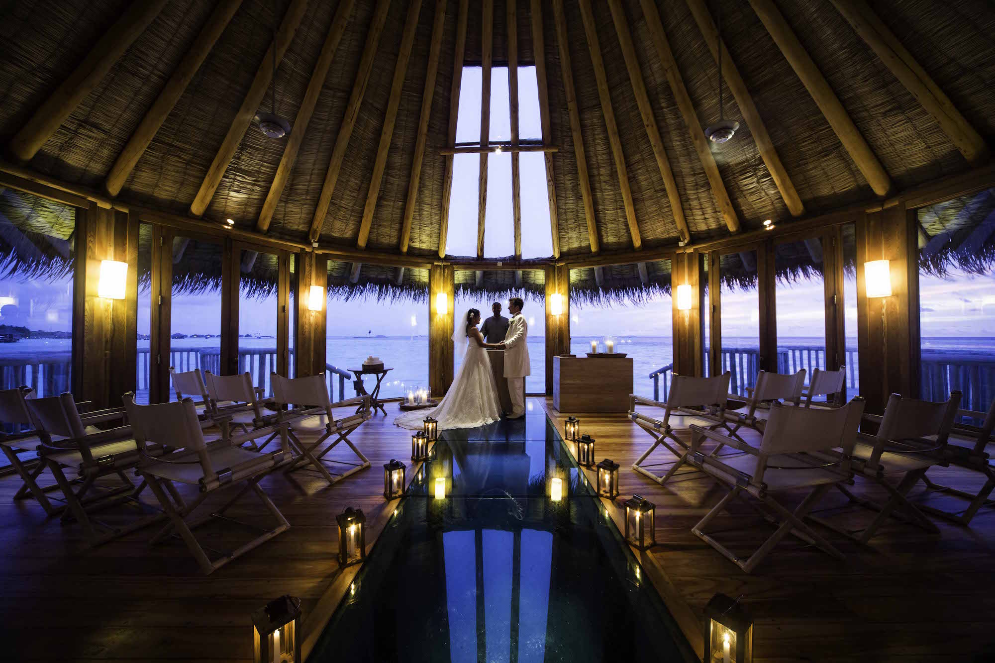 Gili Lankanfushi Resort Maldives - Wedding Chapel