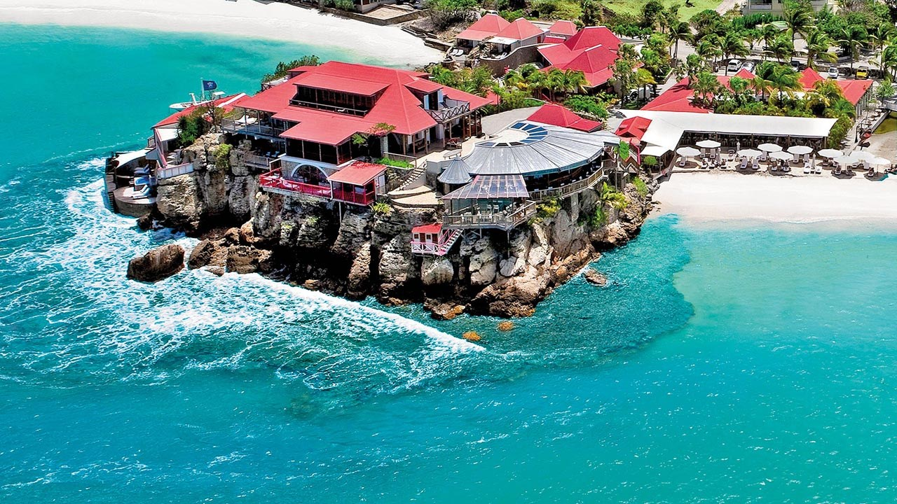 Hotel Eden Rock Saint Barth