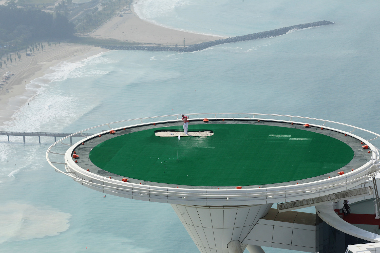 Burj Al Arab Jumeirah – helipad