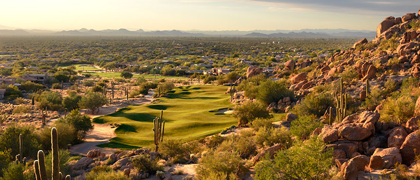Desert Highlands Scottsdale golf course