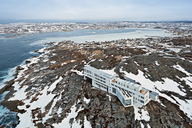 Fogo Island Inn Joe Batt's Arm