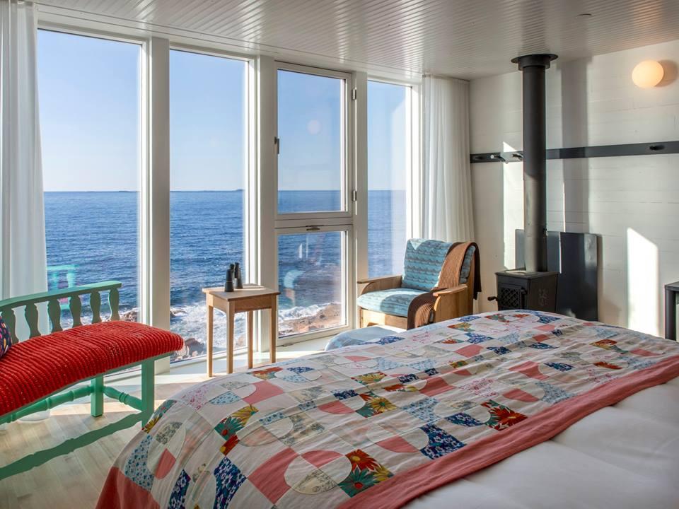 Fogo Island Inn suite
