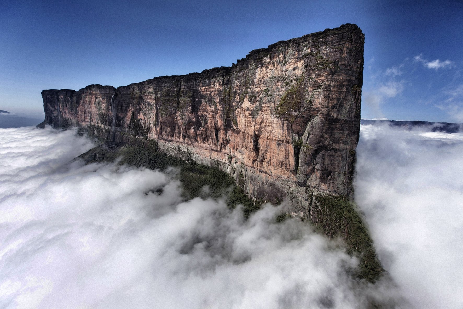 Mount Roraima Venezuela Most Beautiful Spots