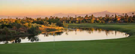 Palm Golf Marrakech Palmeraie 25th Hole, Morocco