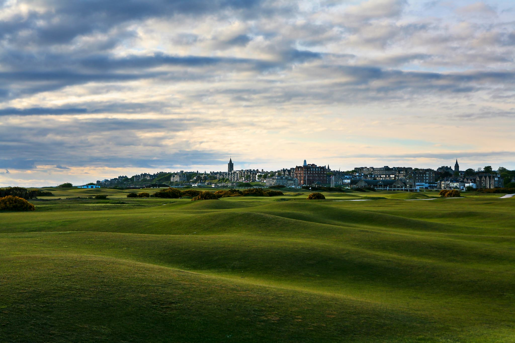 St Andrews golf course, Scotland, UK