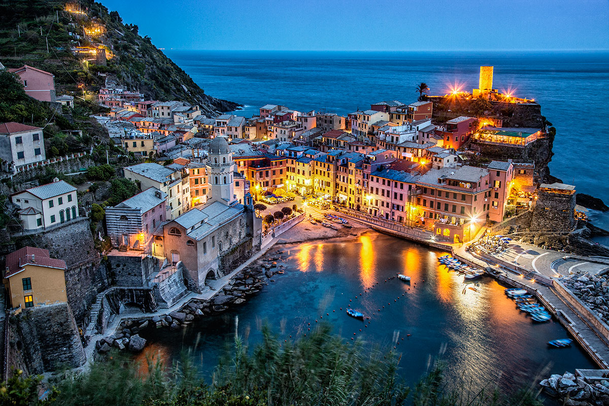 Vernazza Italy Most Beautiful Spots