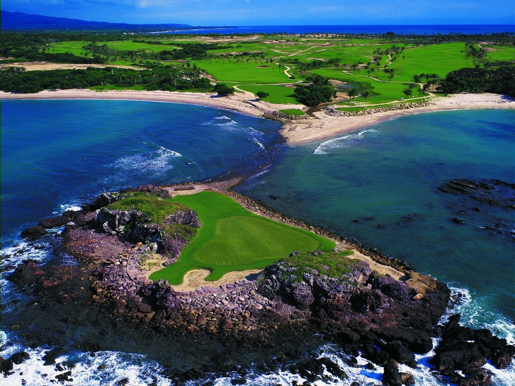 Punta Mita Jack Nicklaus Signature golf course, Mexico