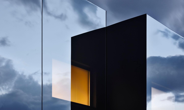 Mirror Houses detail