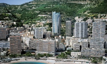 Tour Od 233 On General View Monaco Most Beautiful Spots