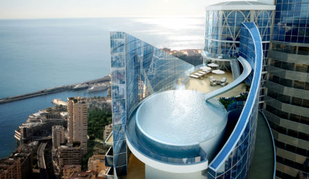 Tour Odéon penthouse, Monaco
