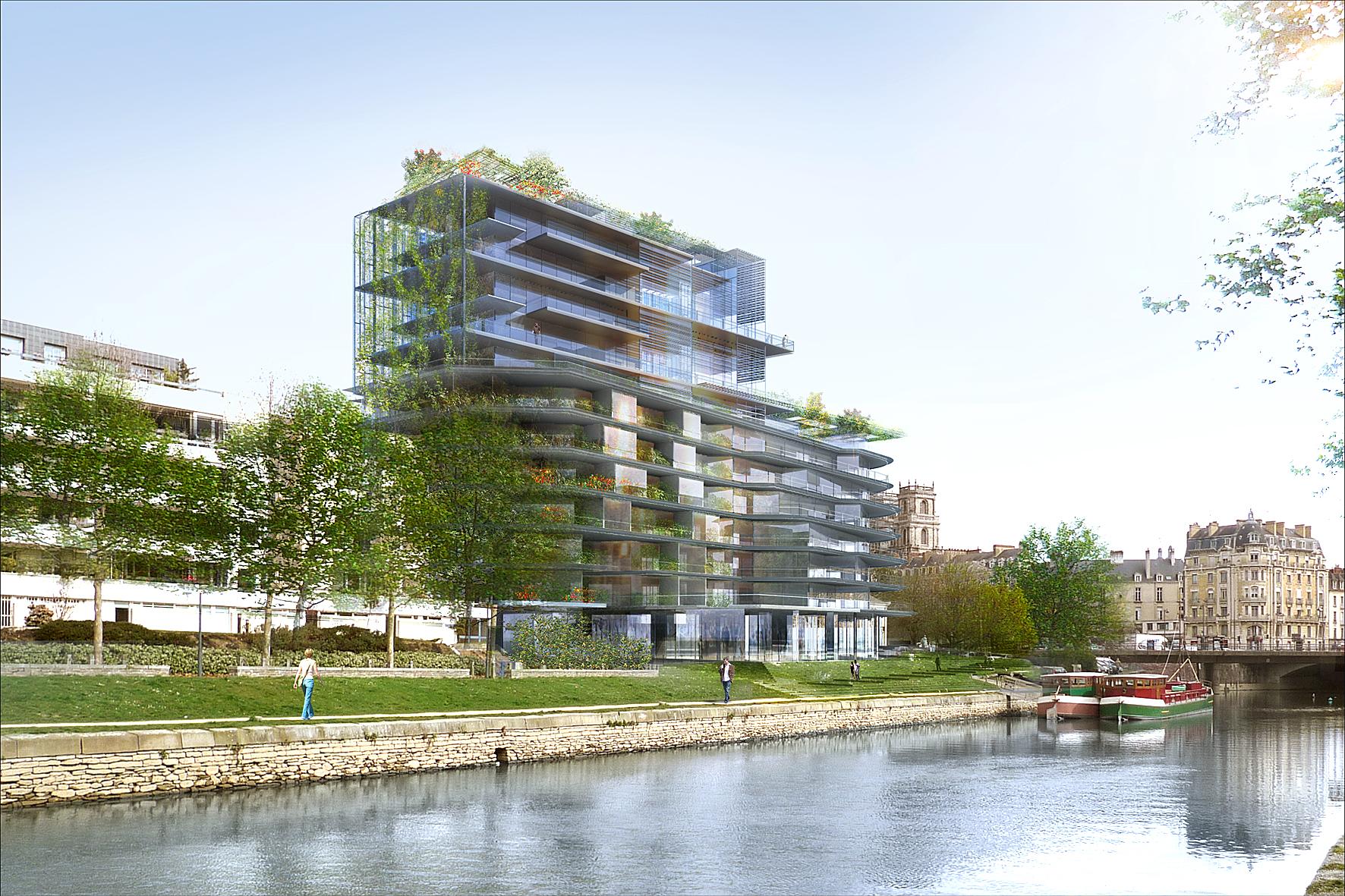 Cap Mail, Rennes - project
