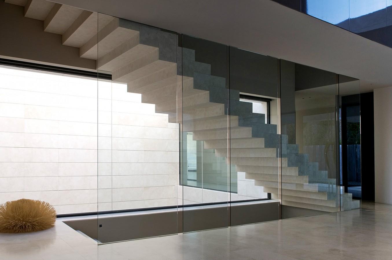 Marbella II - interior staircase