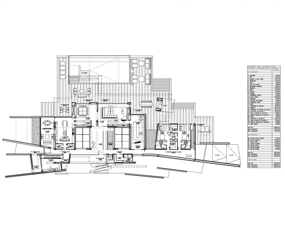 Marbella II - plan