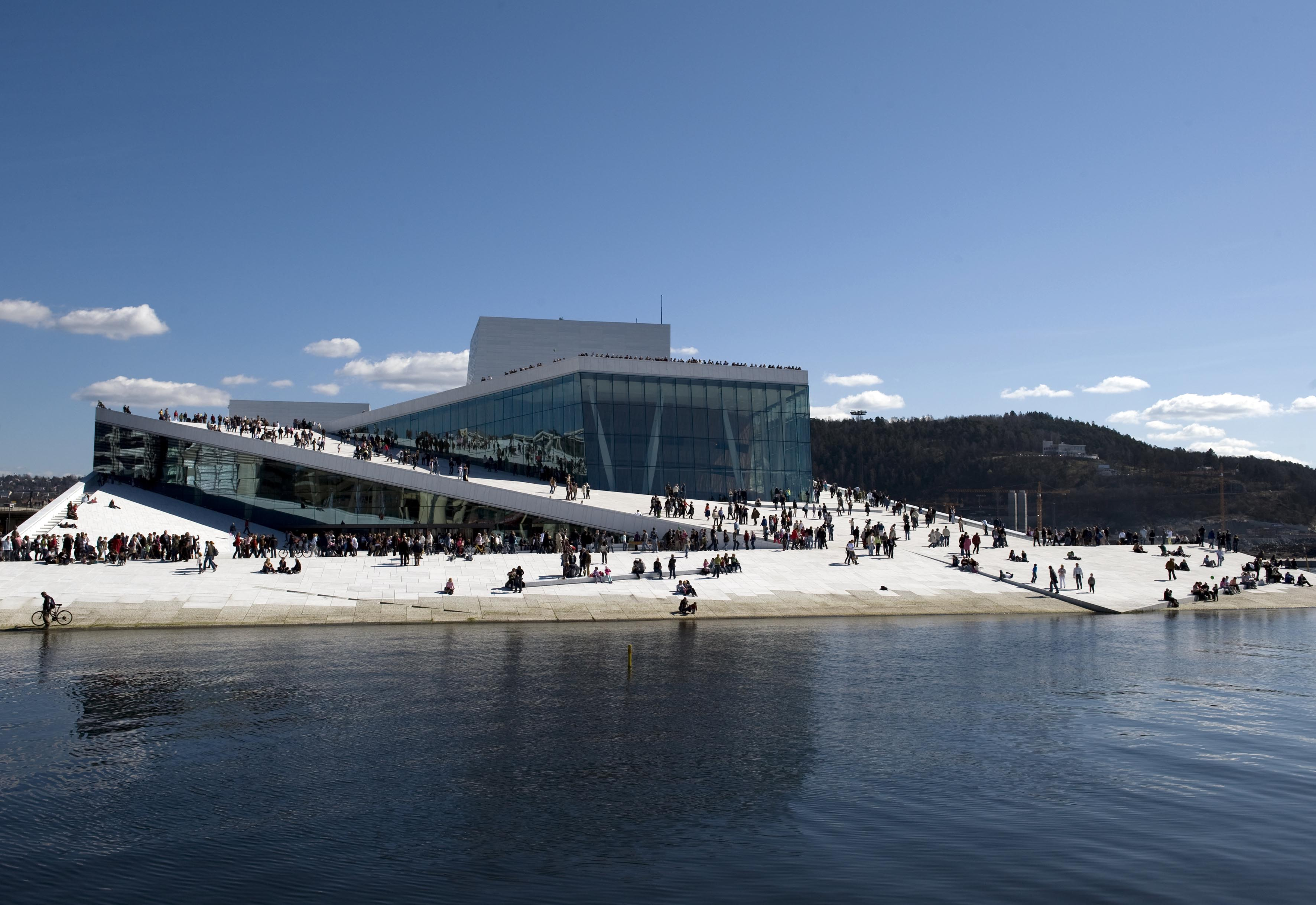 Oslo Opera House - Erik Berg