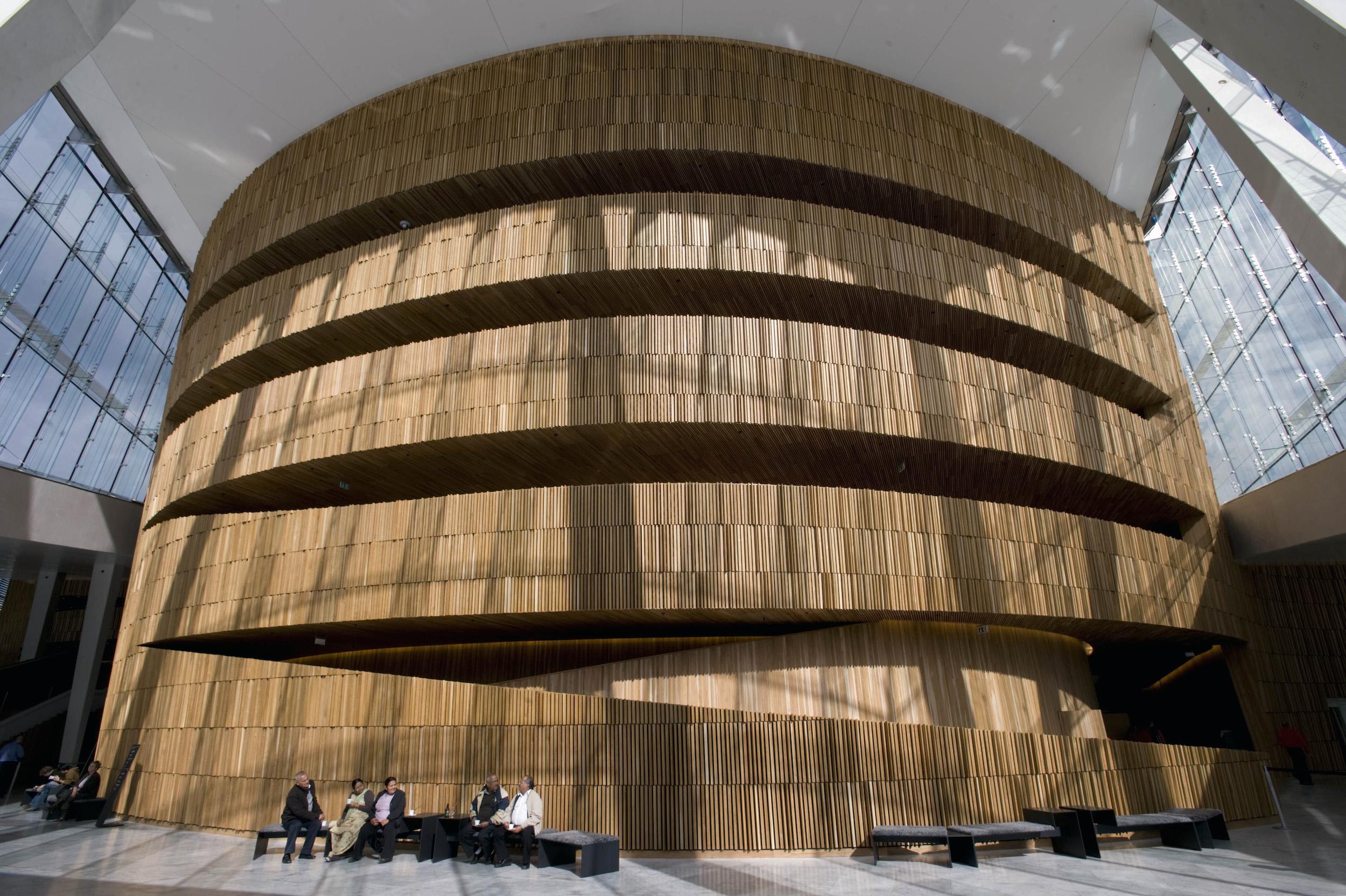 Oslo Opera House entrance - Erik Berg