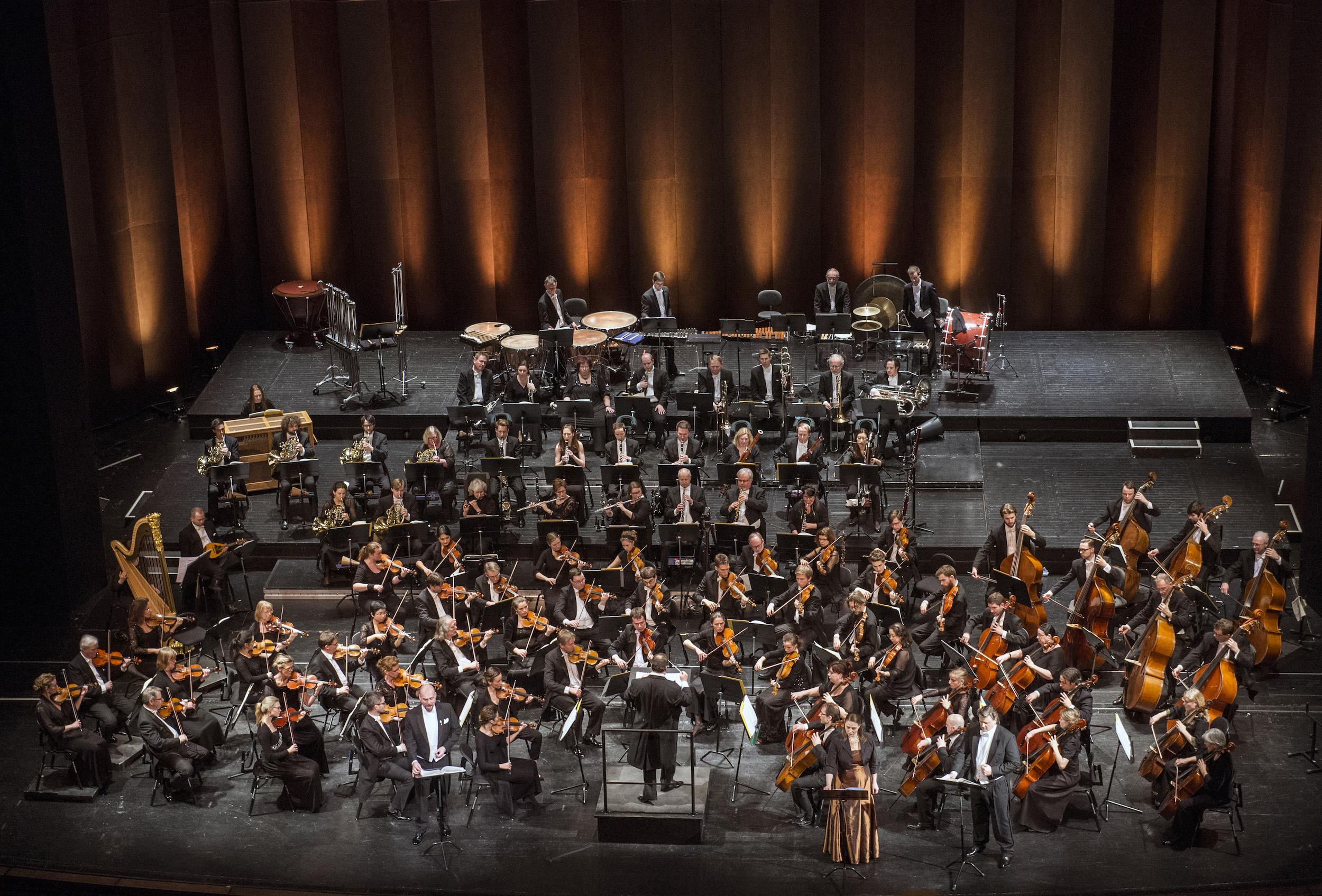 Oslo Opera House orchestra - Erik Berg