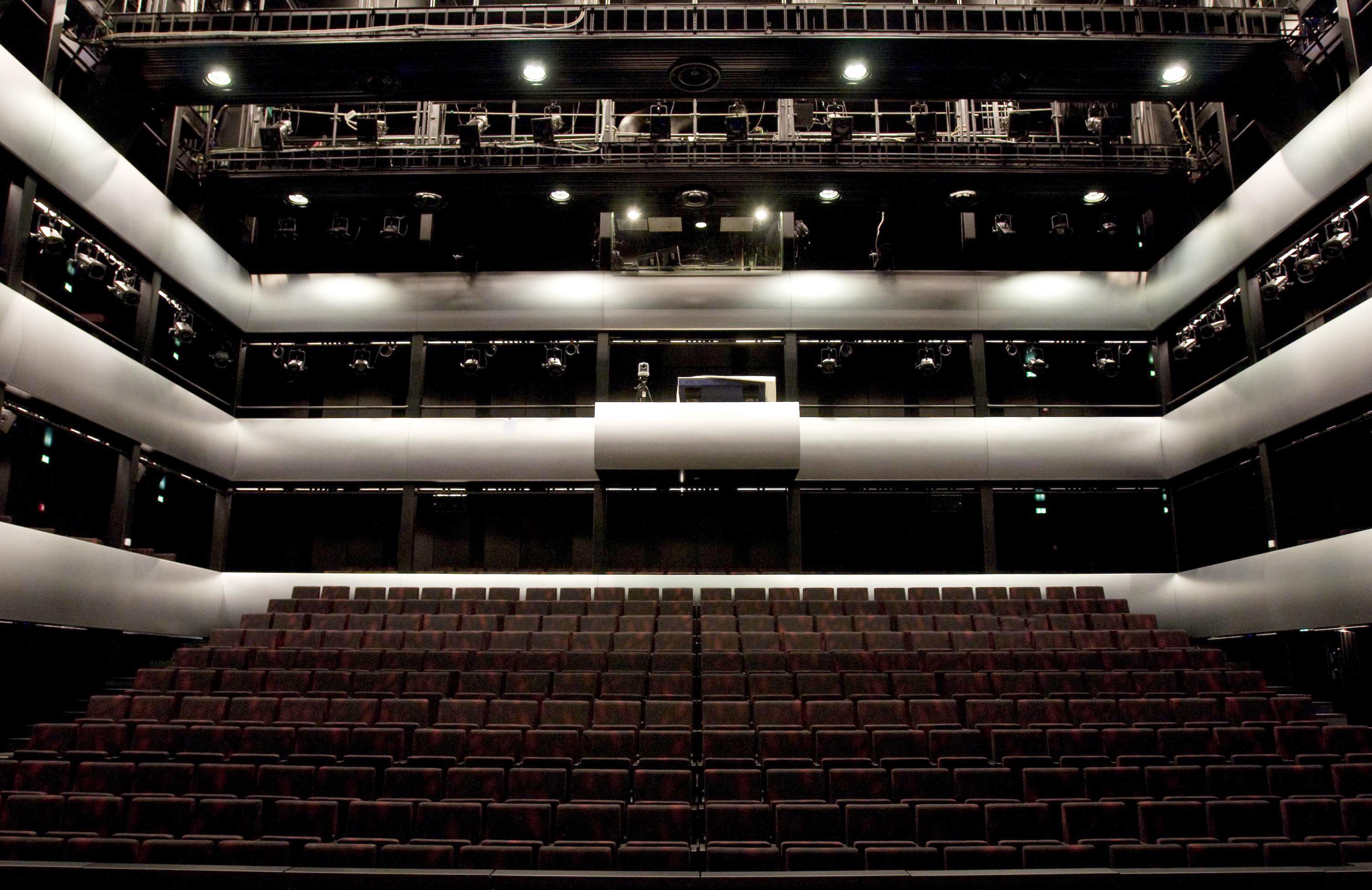 Oslo Opera House stage 2 - Erik Berg
