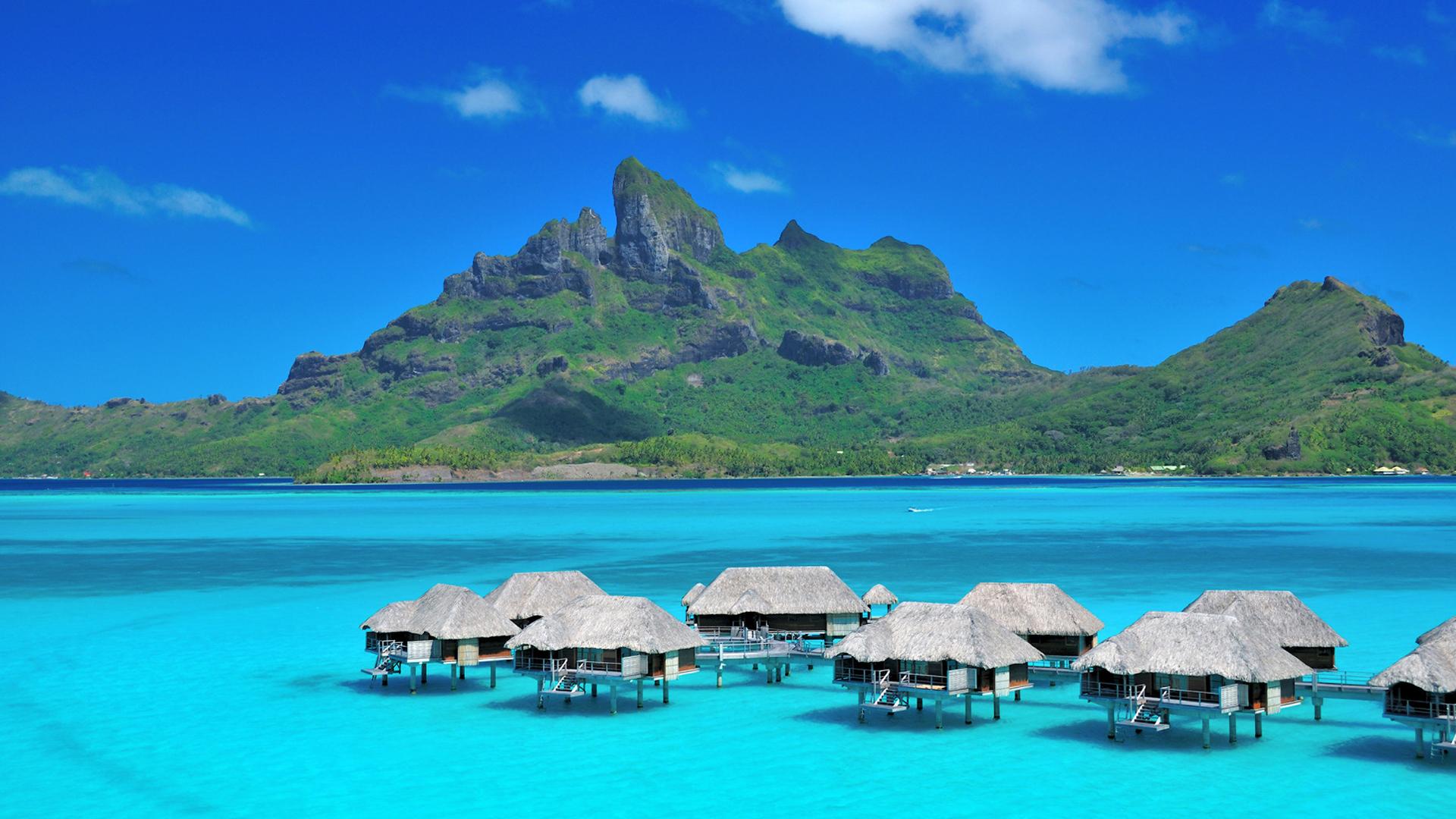 St Regis Resort, Bora Bora
