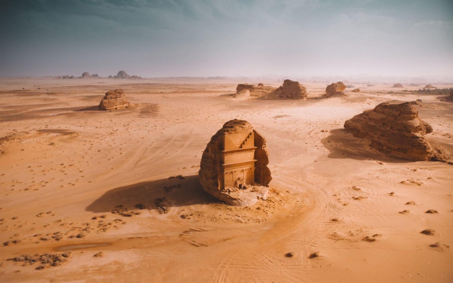 al-Hijr, Saudi Arabia