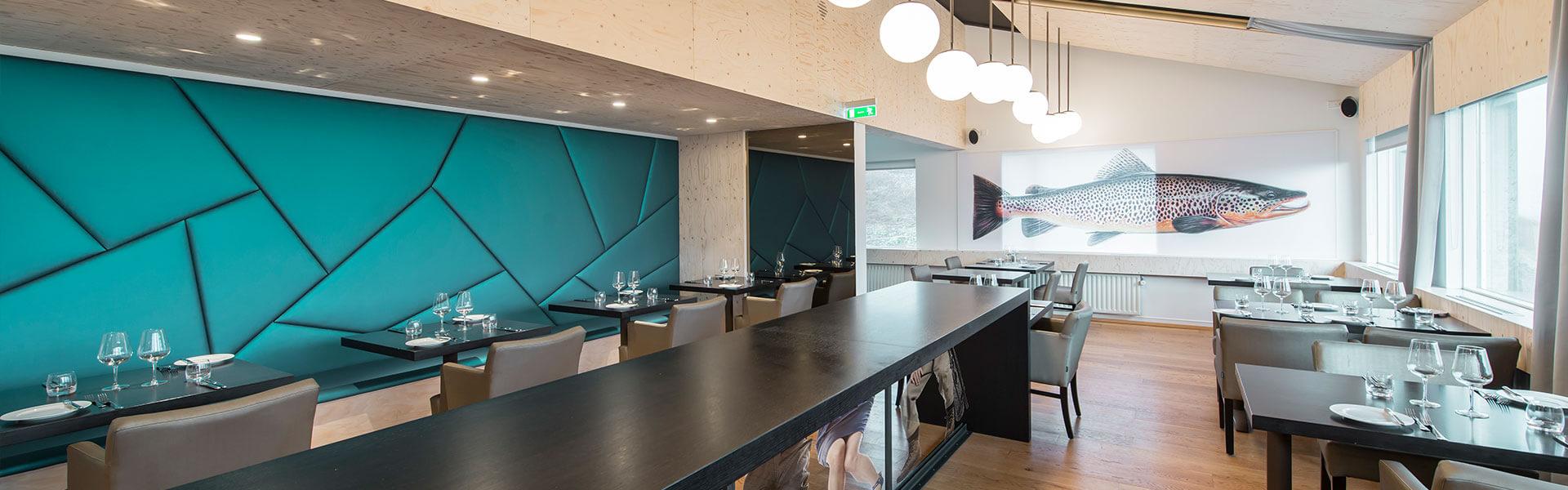 ION Hotel - Restaurant
